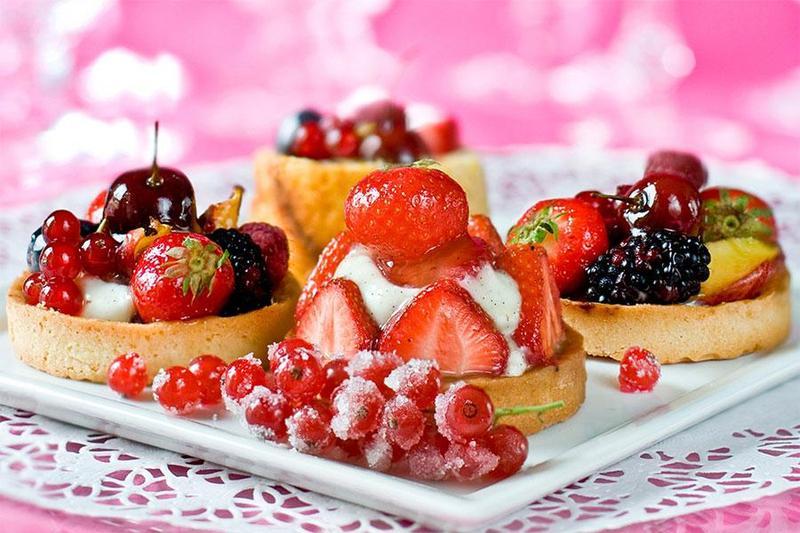 5 loại bánh siêu hấp dẫn dành cho món tráng miệng tiệc khai trương