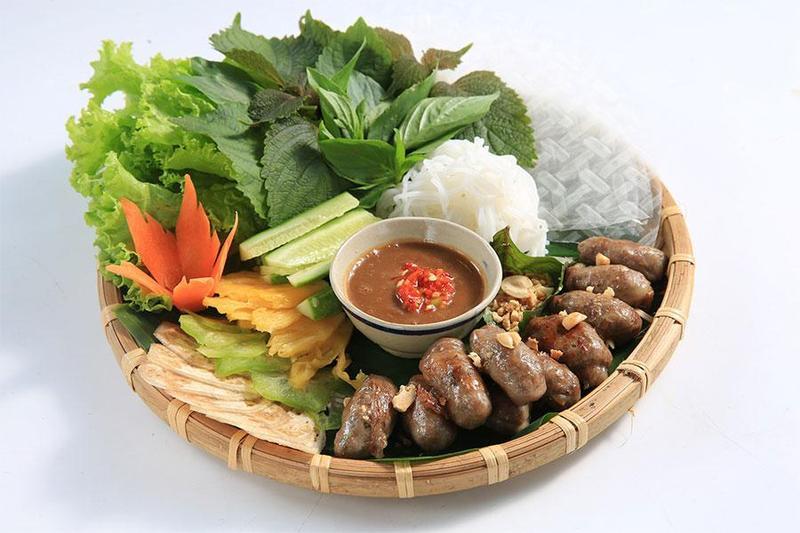Ấn tượng khó phai với các món ăn đặc sắc trong tiệc khai trương