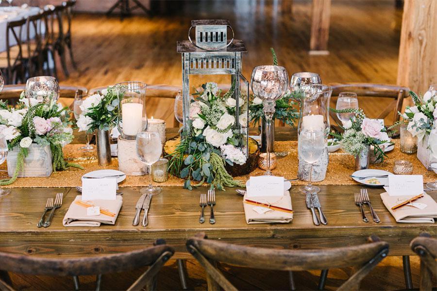 Trầm trồ với phong cách Rustic khi tổ chức tiệc cưới ấn tượng và độc đáo