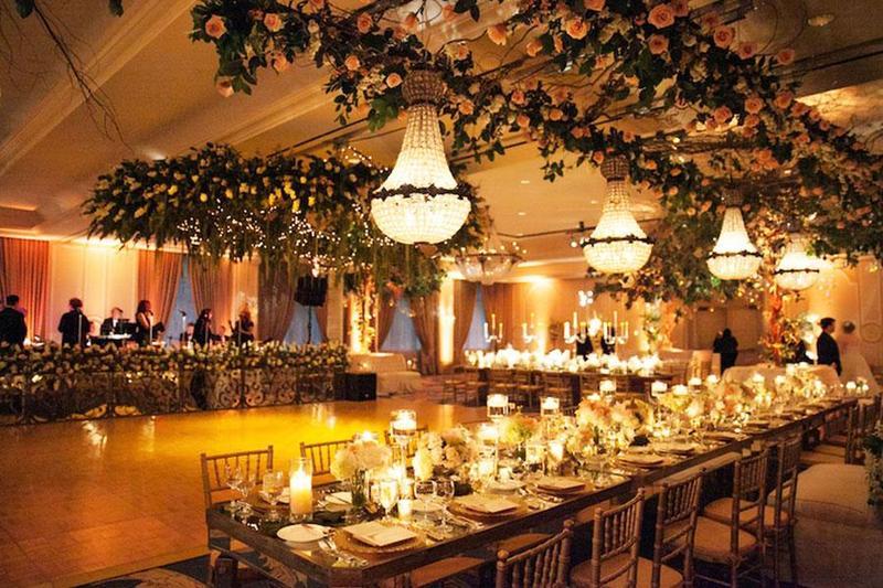 """Tổ chức tiệc cưới theo phong cách Retro chưa bao giờ là """"hết mốt"""""""